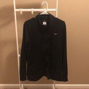 Black Nike (Full) Zip Up